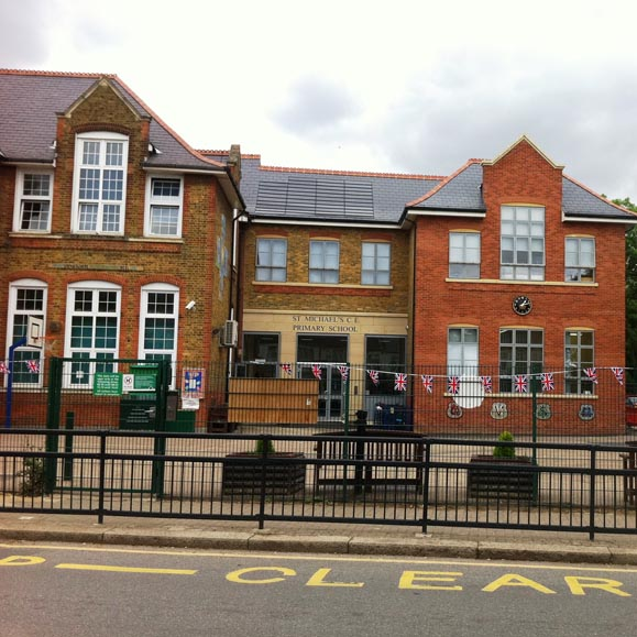 St Michales school